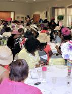 High Tea at West Baton Rouge Conference Center