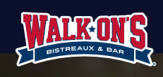 Walk-On's Bistreaux & Bar - West Baton Rouge Louisiana