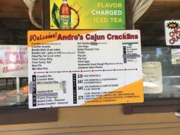 Andre's Cajun Cracklins  - West Baton Rouge Louisiana