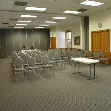 Choctaw and Poplar Rooms - West Baton Rouge Conference Center