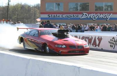 State Capitol Raceway - West Baton Rouge Louisiana