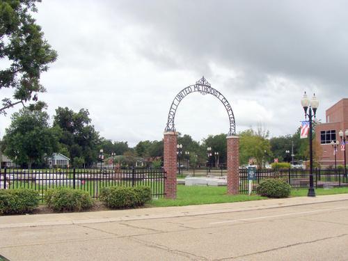 Scott's Cemetery - West Baton Rouge Louisiana