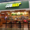 Subway in Walmart - West Baton Rouge Louisiana