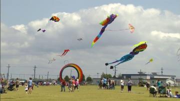 Embedded thumbnail for Kite Fest Louisane